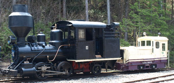 ボールドウィン型SL機関車
