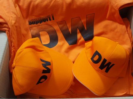 DW Tシャツ&CAP