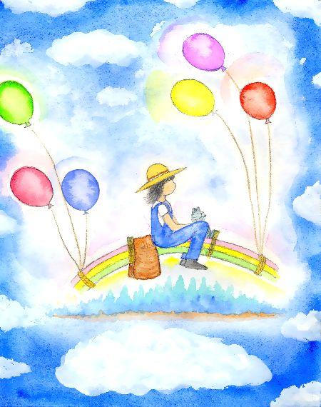 虹の工房・この虹を とどけよう ブログ童話館アートメルヘン