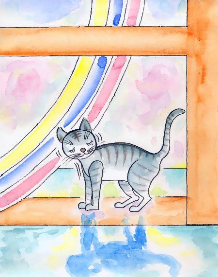 猫のペトロ