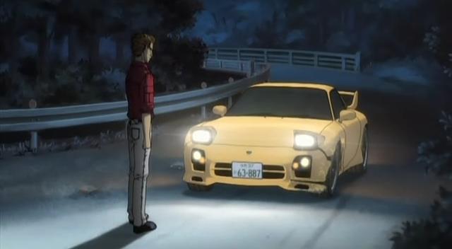 頭文字D Fourth Stage 第15話 「4WDコンプレックス」