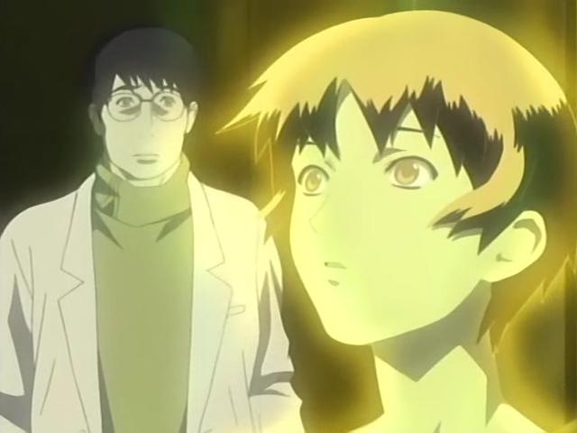 KURAU Phantom Memory 第01話 「広い世界へ…」
