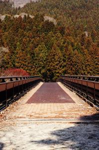 碓氷湖-巨大橋.