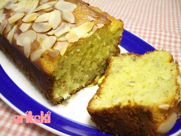 バナナココナッツケーキ