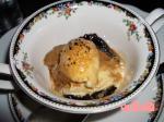 エスプレッソと黒蜜のパフェ