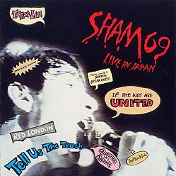 Sham 69 - Live in Japan 1991
