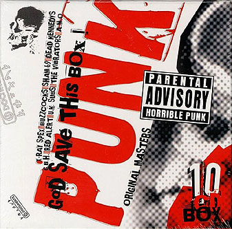 Punk - God Save This Box !