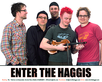 Enter The Haggis Photo