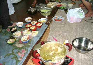 男の料理法