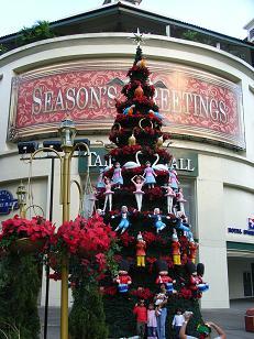 12.01 タングリンのクリスマスツリー