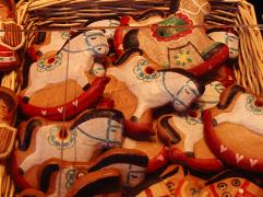 クッキーの飾り物