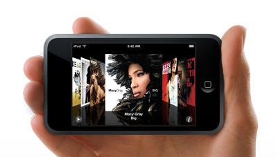 iPod touch横