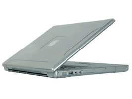 "15"" MacBook Pro SeeThru Hard Shell Case1"