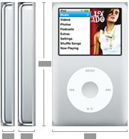 iPod Classic英語版