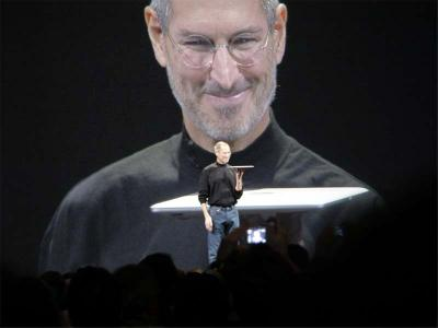 Jobs air keynote