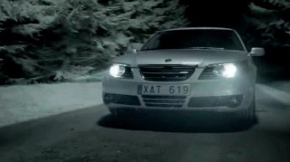 The new Saab 9-5