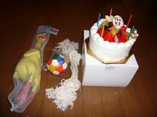 5歳誕生日ブログ1