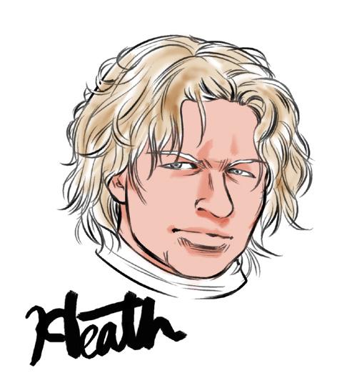 ヒース・レジャー(Heath Ledger)