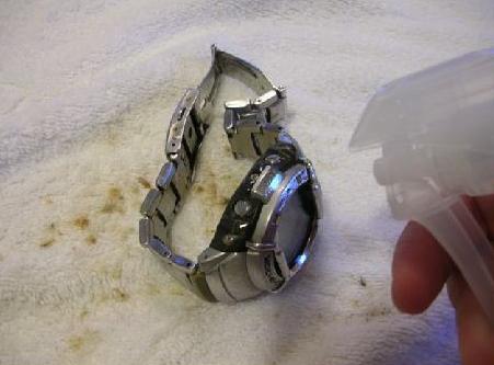 時計掃除2