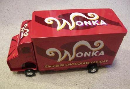 wonka bus