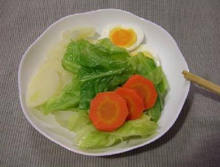 ヘルシー温野菜♪