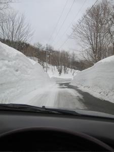 3:3雪壁