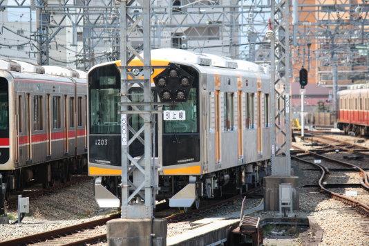 阪神電車の新車!