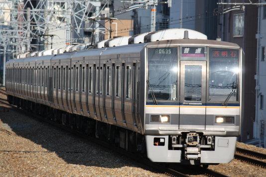 この駅イイ!207系。