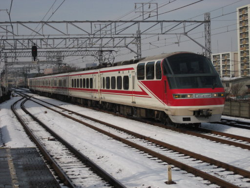 雪中PS堀田通過!