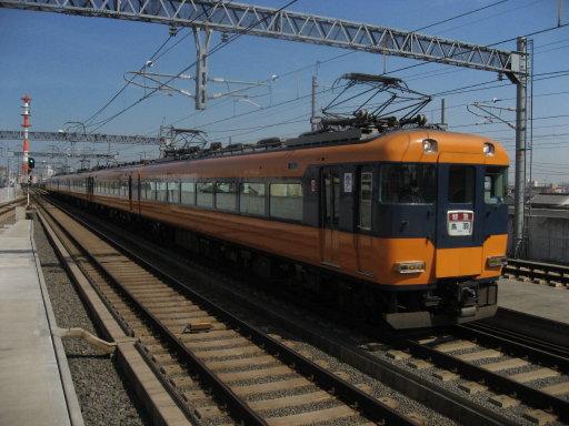 八田駅にて(2)