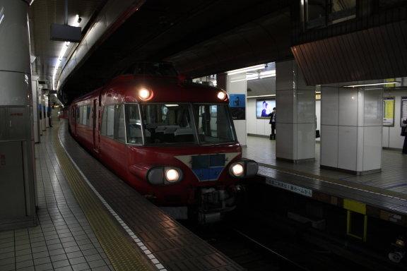 P4+SR4回送@名古屋駅