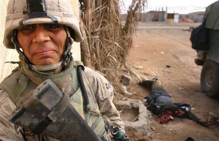 2003年アメリカ、イラク戦争 : ...