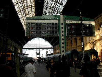 ケレティ駅