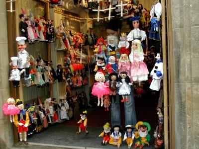 街角人形劇