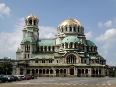 アレクサンダル・ネフスキー寺院