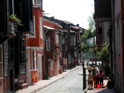 トルコの古い民家