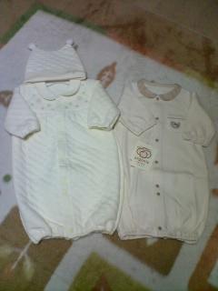 初赤ちゃん服♪
