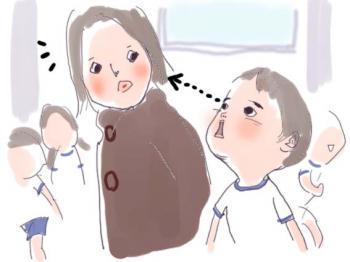 母と少年3