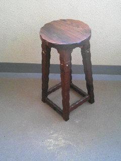 復活した椅子