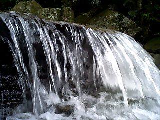 ピナイサーラ滝上