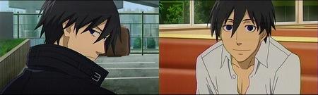 左:黒 右:李舜生