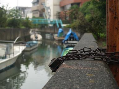 雨の網干界隈5