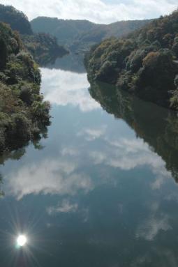 八塔寺川ダム1