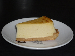 こくのあるチーズケーキ