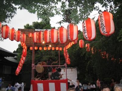 鳩森神社2