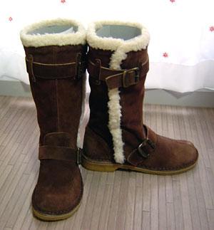 FOOT ARTのブーツ