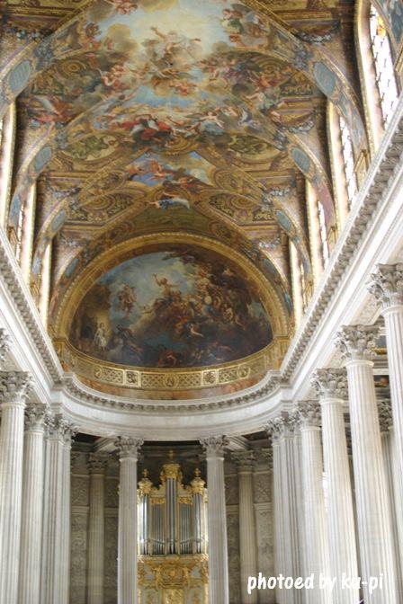 ベルサイユ天井画
