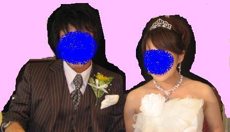 結婚式 078