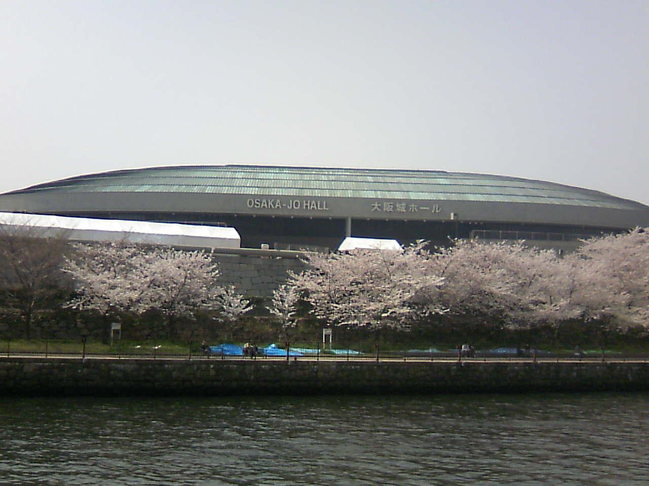 大阪城ホール01