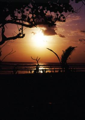 バリの海2